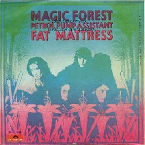 Mattress Magic Forest by Mattress