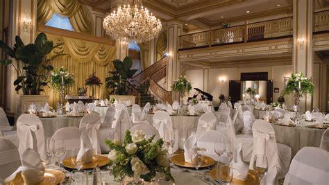 wedding hotels wedding venues indianapolis omni severin hotel