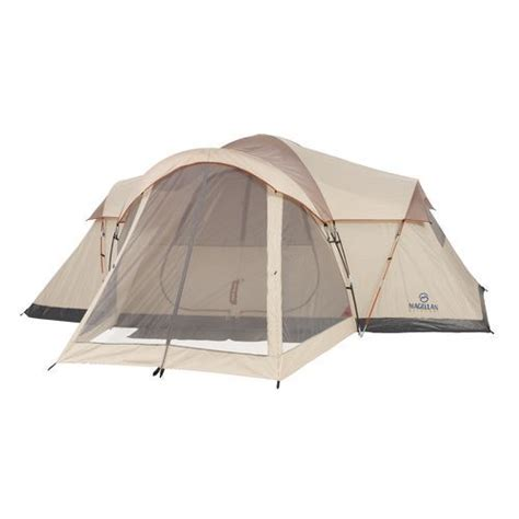 3 Room Tent With Screened Porch by Magellan Outdoors Falls Creek Dome Tent This One Divides