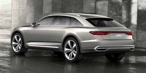 Wann Kommt Neuer Audi A6 Avant by Das Wird Der Neue Audi A6 Allroad