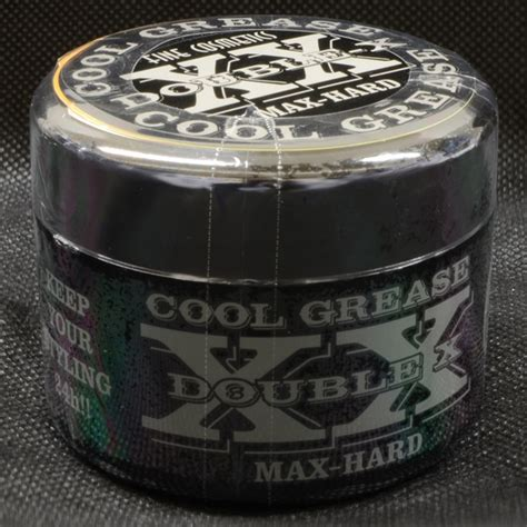 Pomade Cool Grease cool grease x xx max hair pomade