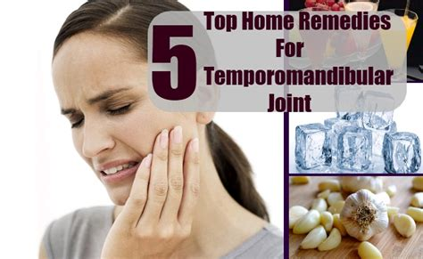 top 5 home remedies for tmj treatments cure