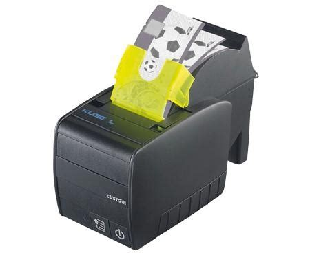 kube ii l ticket printers ticketing custom spa