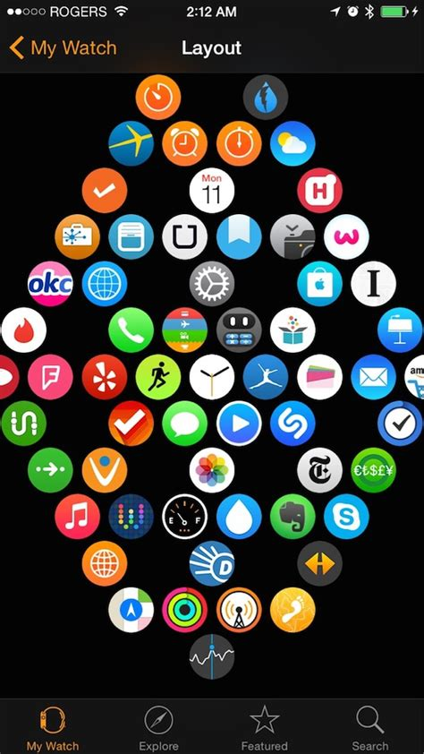 apple watch app layout not loading apple watch perfect layout business insider