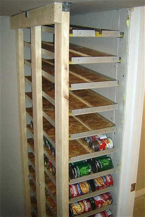 Diy Can Organizer For Pantry by 37 Creative Storage Solutions To Organize All Your Food
