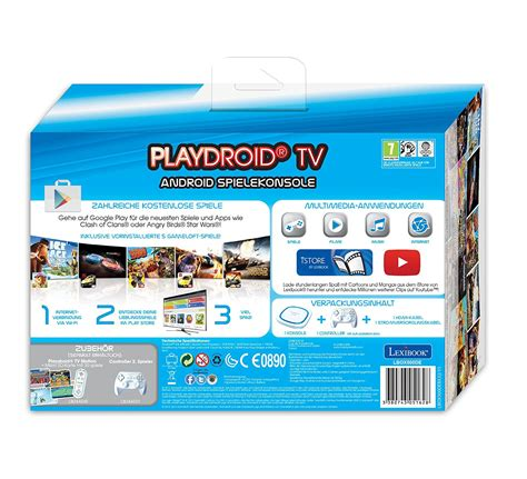 play store console lexibook tv console console including with