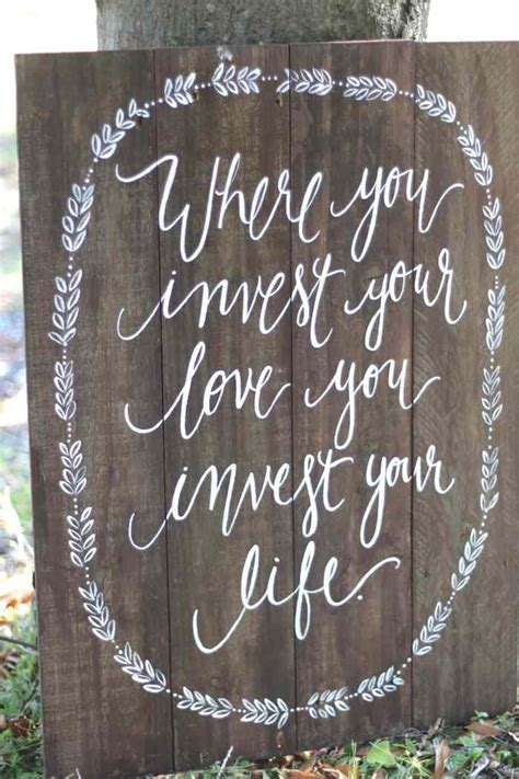 Wedding Quotes Signs by Kara S Ideas Trends I Wedding Signs