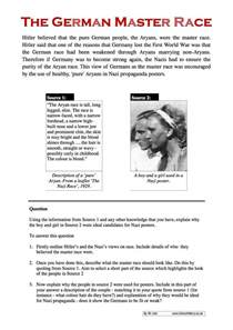Sources Of Uk Essay by An Evaluation Of Two Primary Sources In Germany Essay Powerpointkeygen X Fc2
