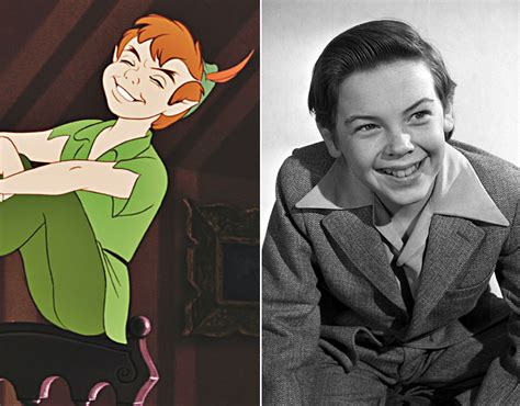 peter pan real actor real actors that inspired disney bobby driscoll peter