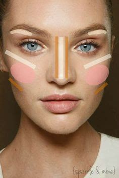 makeup tricks to hide fine lines in forhead contouring is the way to make your face look flawless