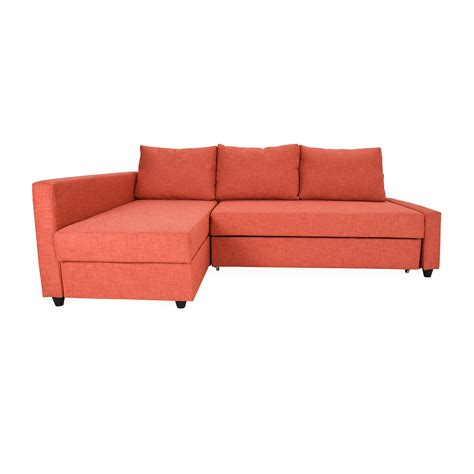 49 off ikea friheten sofa bed with chaise sofas