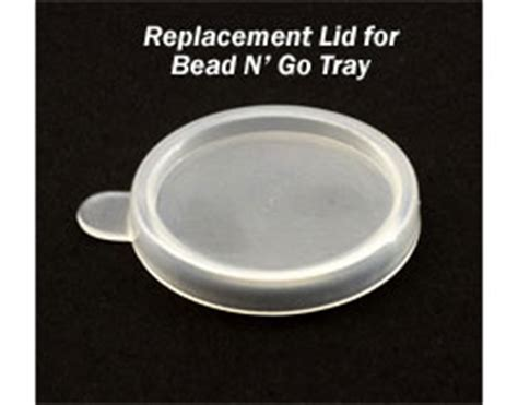 bead tray with lid replacement lid for bead n go tray sova enterprises