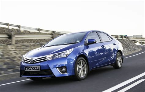 Toyota South New Toyota Corolla 2014 Now In South Africa