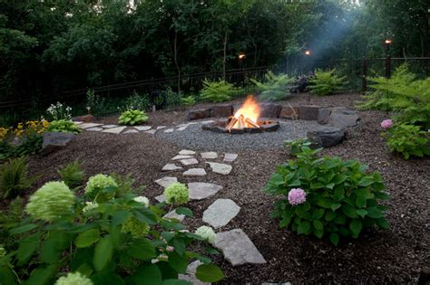 backyard nature products natural and fun backyard traditional fire pits