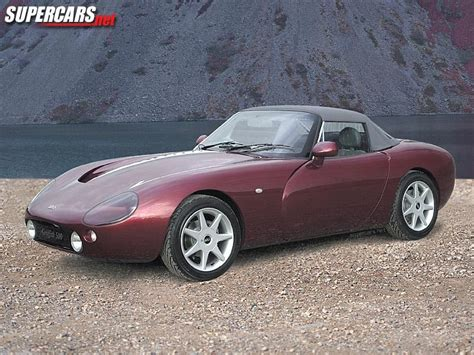 Tvr Supercar 2000 Tvr Griffith 500 Tvr Supercars Net