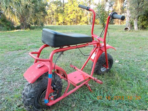 doodlebug mini bike performance doodlebug db30 roller florida 110
