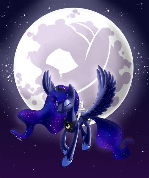 imagenes anime luna hijo de la luna by renatethepony on deviantart