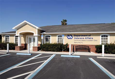 zephyrhills va clinic james  haley veterans hospital tampa florida