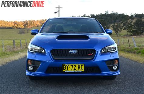 Subaru 2014 Wrx Sti by 2014 Subaru Wrx Sti Review Performancedrive