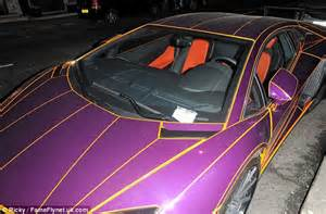 Glow In The Lamborghini At Not Again The Owner Of This 163 350 000 Glow In The