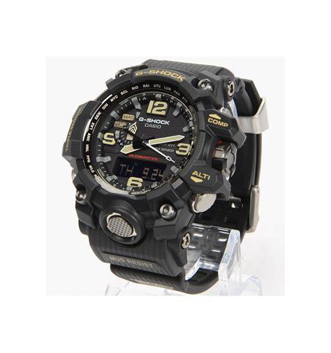 Casio G Shock Gwg casio g shock mudmaster gwg 1000 1aer mejor precio casio