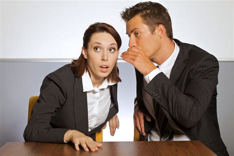 office gossip stories first day at work me and my big mouth moments concept