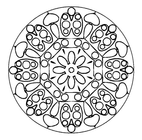 coloring mandalas mandala coloring pages coloring ville