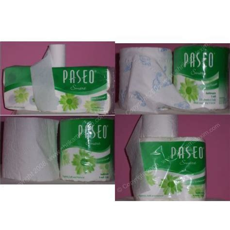 Paseo Bathroom Roll Tissue 8 Roll smart 2 ply toilet rolls paseo tissue paper china