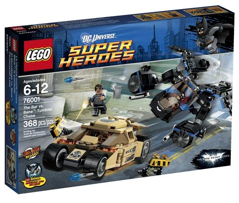 LEGO Batman Super Heroes Chase Set Includes The Bat and