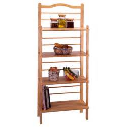 Bakers Rack Winsome Baker S Rack By Oj Commerce 87930 157 99