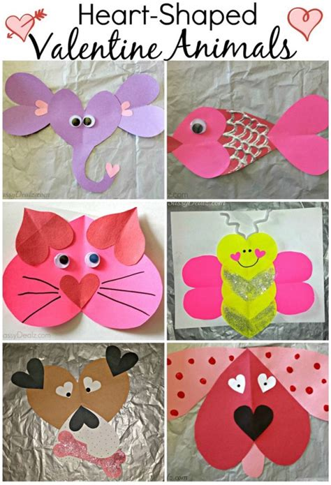 valentines crafts valentines day gift treat and craft ideas the organised