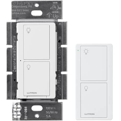 lutron caseta wireless smart lighting onoff switch