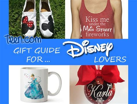 gifts for disney fans disney fans gift guide present ideas for holidays