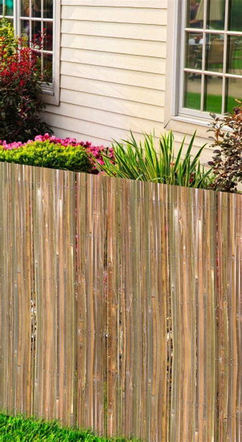 recinzione giardino economica giardini in giro