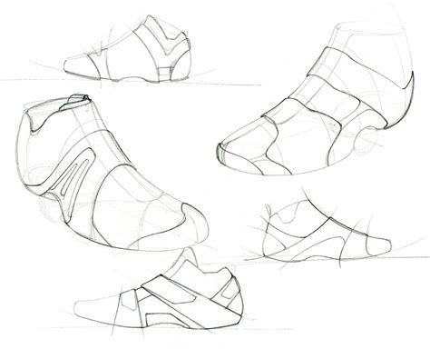 basketball shoes drawing shoe basketball shoe pencil and in color