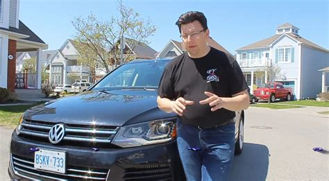 World?s Fastest Car Review: Enviro Dad and the VW Touareg TDI