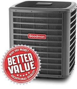 goodman air conditioner brands goodman toronto heating furnaces installation air