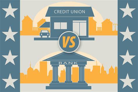 Credit Unions Vs Banks: Think Local, Save Money?   Money