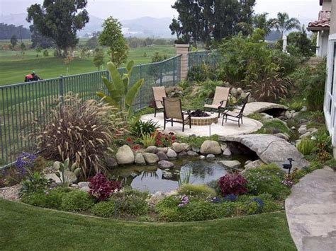 Backyard Pond Landscaping Ideas 30 Beautiful Backyard Ponds And Water Garden Ideas