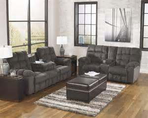 Reclining Living Room Furniture Sets Buy Furniture Acieona Slate Reclining Living Room Set Bringithomefurniture