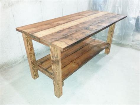 kitchen island made from reclaimed wood buy a hand crafted reclaimed wood kitchen island made to