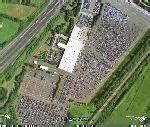 earth hacks bmw uk distribution centre