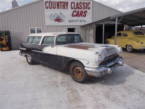 1956 Pontiac Safari Wagon by 1956 Pontiac Safari For Sale 1876767 Hemmings Motor News