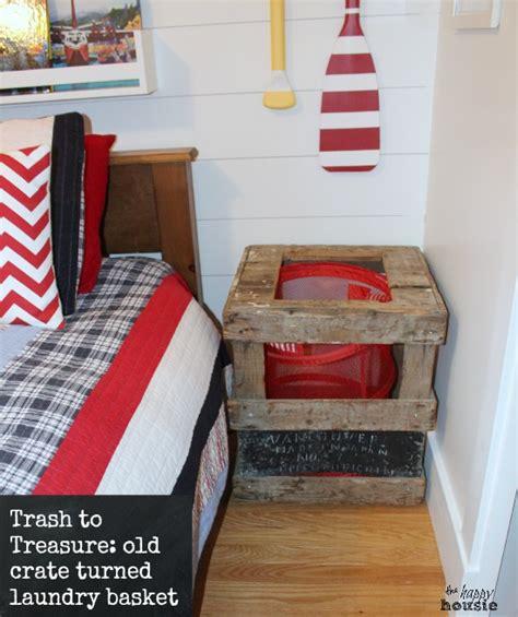 trash to treasure ideas home decor trash to treasure trash to treasure decorating in the boys bedroom the