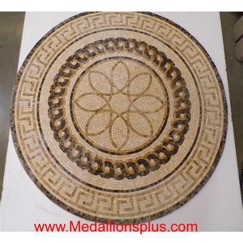 """HARMONY II, 39 1/2"""" Mosaic Medallion   MedallionsPlus.com"""