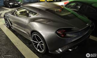 Aston Martin Zagato Aston Martin Vanquish Zagato 27 January 2017 Autogespot