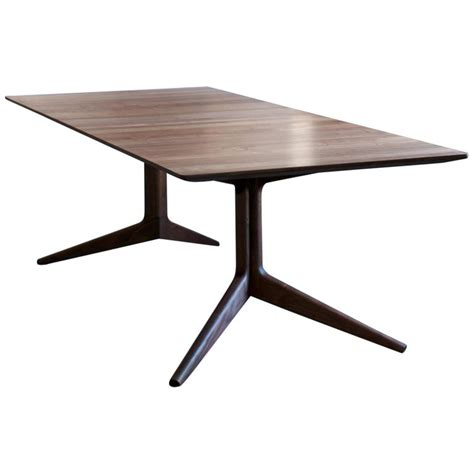 de la espada dining table matthew for de la espada solid wood welles dining