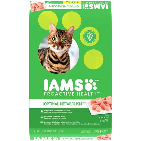 iams food iams proactive health weight cat food petco