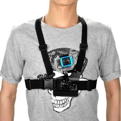 Chest Harness Mount For Gopro gopro chest mount harness for cameras free shipping