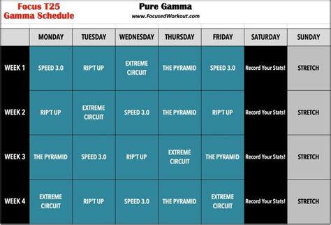 Calendario T25 Gamma T25 Gamma Calendar Focus T25 Gamma Calendar Quot Operation